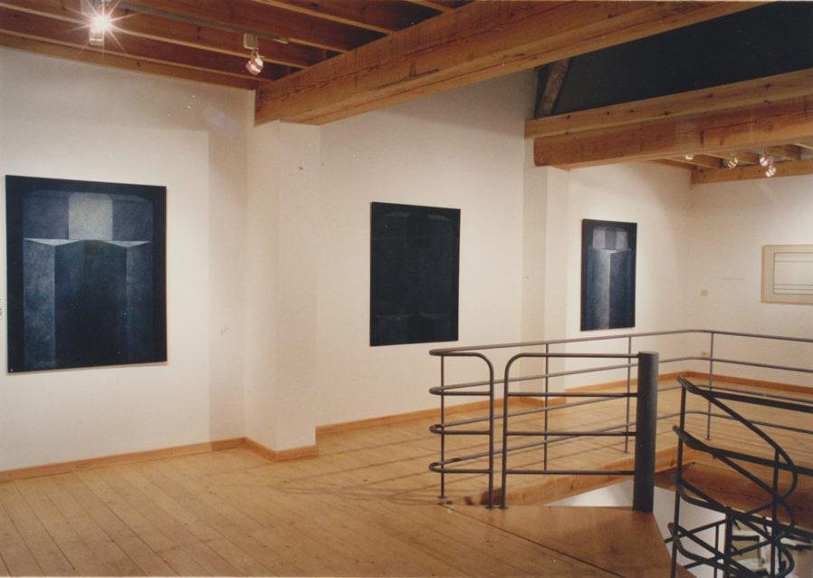 "2001 –  ""Ceci est une galerie"" - Bruxelles -"