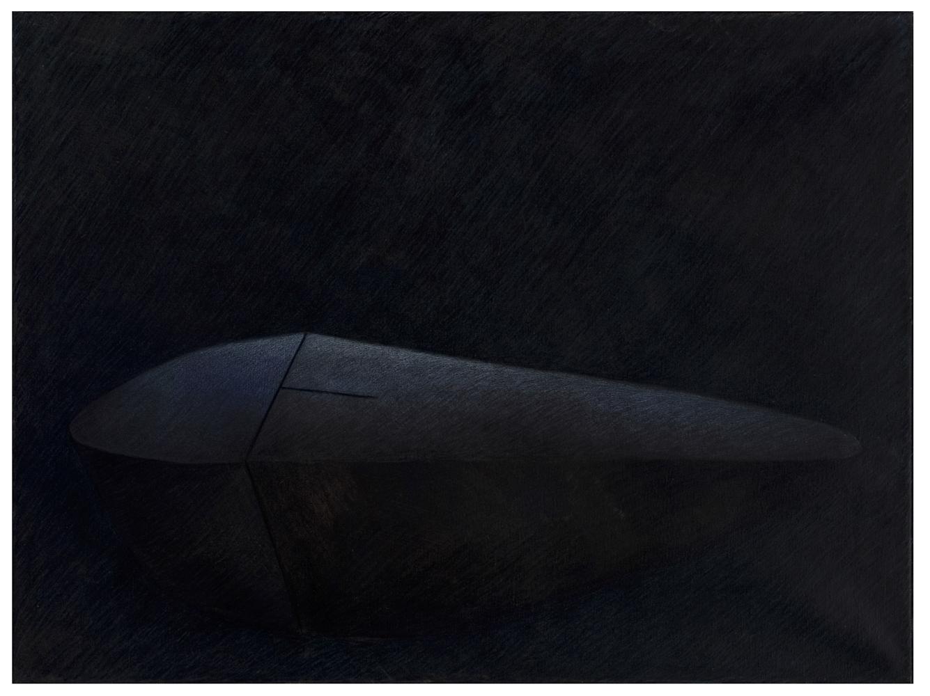 Techniques mixtes sur toile de Lin -  120 x 160 cm - 2006/2010