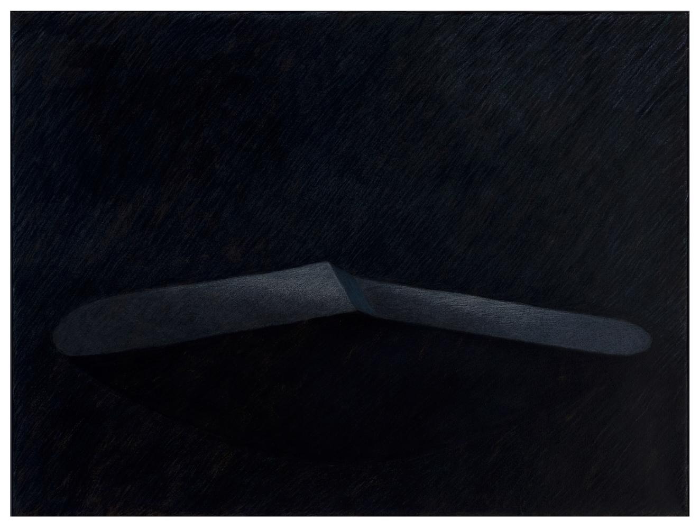 Techniques mixtes sur toile de Lin -  60 x 80 cm - 2015