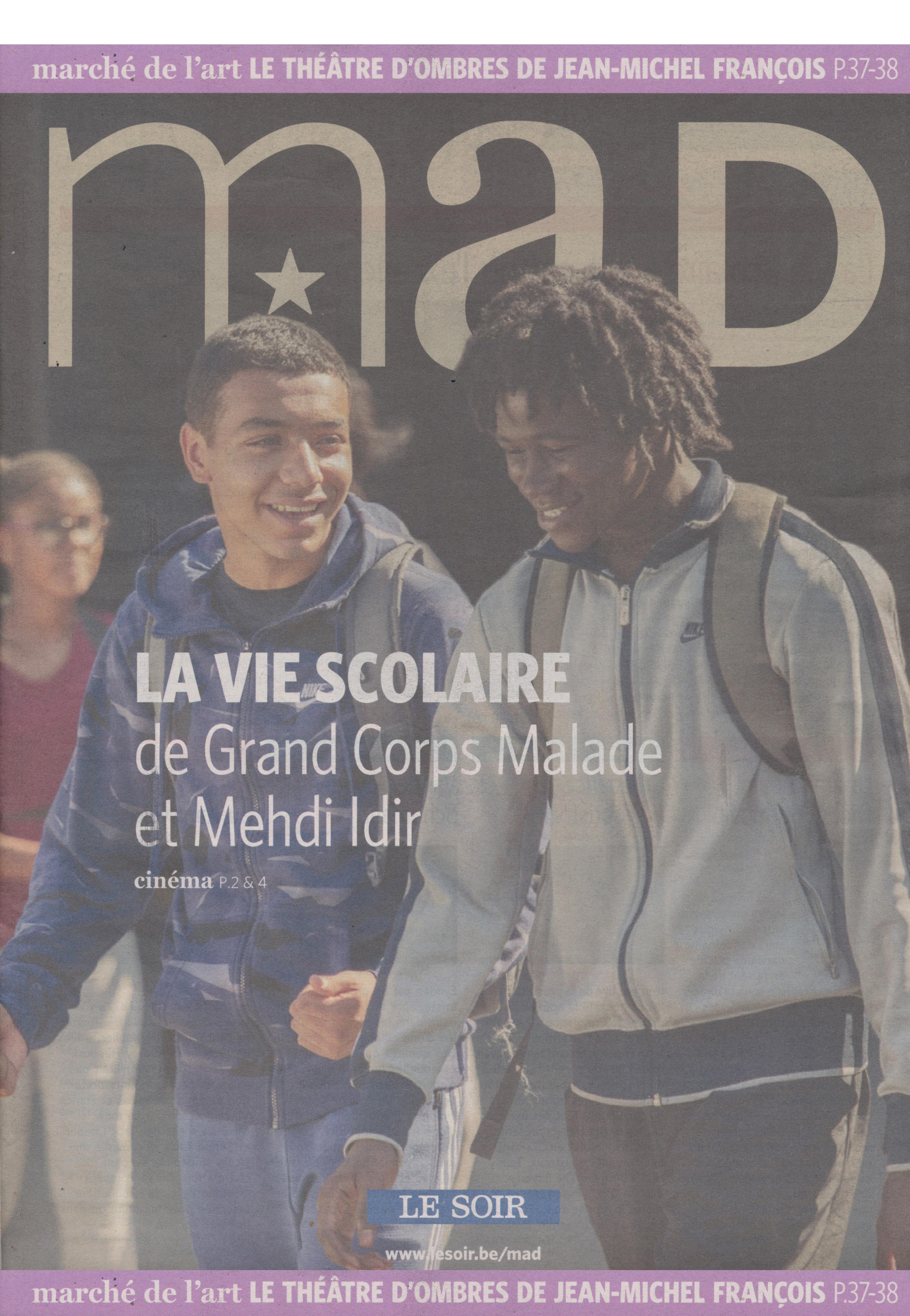 MAD - Le soir - 2019